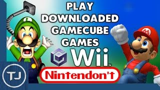 Play Downloaded GameCube ISO's On Wii/Wii U (Nintendon't) 2017!