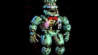 Nightmare Bonnie Bunny Voice 2!