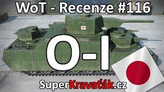 World of Tanks CZ - O-I (recenze #116)