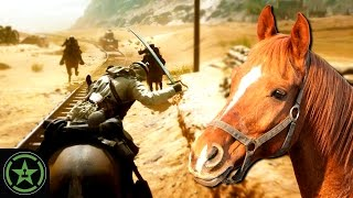 Things to Do In Battlefield 1 - Horse Jousting