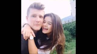 Sofia et Mathieu Un couple parfait ♥