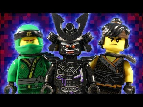 LEGO NINJAGO - LORD GARMADON - SONS OF GARMADON STOP MOTION