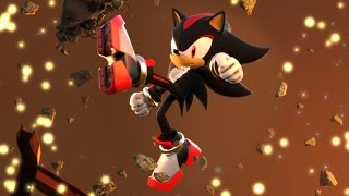 Sonic Forces - SHADOW APPEARS - Trailer re-imagined