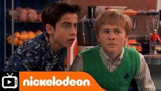 Nicky, Ricky, Dicky & Dawn | House Crush | Nickelodeon UK