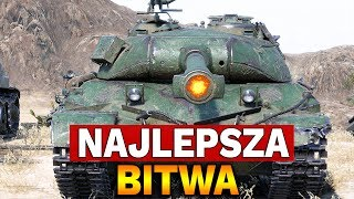 NAJLEPSZA BITWA W World of Tanks?