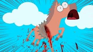 CUIDADO: FASE MORTAL!   Ultimate Chicken Horse
