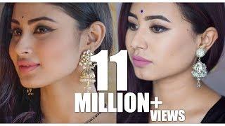 Shivanya (Mouni Roy) Naagin Inspired Makeup Look || Beauty Nepal || 2016