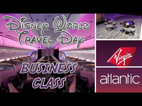 Xxx Mp4 TRAVEL DAY Walt Disney World 2017 Part 2 VIRGIN UPPER CLASS REVIEW 3gp Sex
