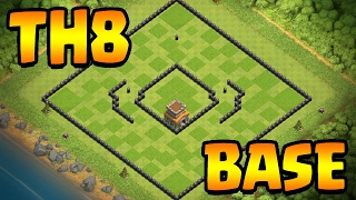 Clash of Clans: MY TH8 BASE