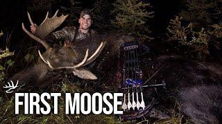 Bowhunting Moose in Canada - Heartland Bowhunter TV Show