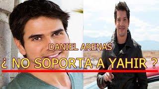 DANIEL ARENAS rompe el silencio y ACLARA ENEMISTAD CON YAHIR en MI MARIDO TIENE FAMILIA