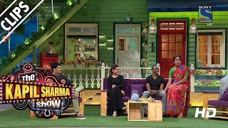 Kapil's Friendly Request to 'DJ' Bravo - The Kapil Sharma Show - Episode 10 - 22nd May 2016