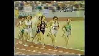 Sir John Walker - 1500m Final 1976