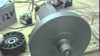 Treadmill Generator
