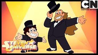 Steven Universe | Greg The Bazzillionaire! | Mr. Greg | Cartoon Network