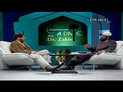 Dr Zakir Naik | Physical & Medical Benefits of Fasting | Peace TV Live Streaming - 2017