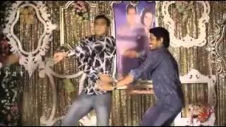Taskin Dance in Mushi's wedding ceremony..