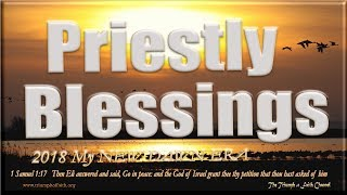 Bishop Oyedepo Priestly Blessings: 21 Days fasting and Prayer Day 8, January 15, 2018