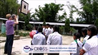 Intern Or Volunteer Abroad: Sports Education Work In Nepal