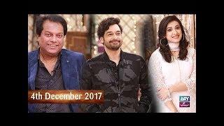 Salam Zindagi With Faysal Qureshi - Firdous jamal & Salahuddin Tunio - 4th December 2017