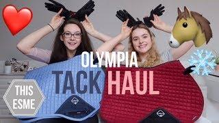 TACK HAUL | Olympia 2017 | This Esme