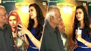 Interview With Director Kundan Shah & Meenakshi Dixit For Film 'P Se PM Tak'
