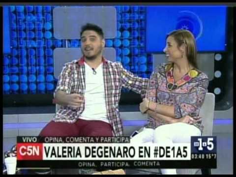 C5N De1a5 Hernan Caire Valeria Degenaro Adrian Guerra y Andrea Lopez Parte 2