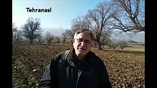 محمد نوری زاد - سلام و درود به هموطنان لر و بختیاریم - در راه لرستان ، حتما ببینید - دهم دیماه ۹۷