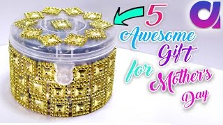 5 Awesome DIY for mothers day inside this box | Artkala 187