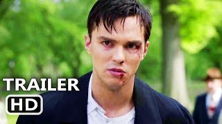 REBEL IN THE RYE (2017) Nicholas Hoult, Kevin Spacey, J.D. Salinger Movie HD
