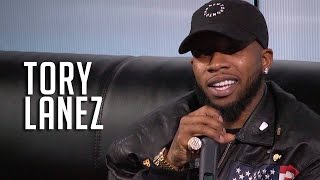 Tory Lanez on DMs, Disses + Working w/Taylor Swift
