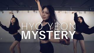 효연HyoYeon - Mystery미스테리 Dance cover.