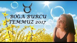 Temmuz Ayının Evcili//Boğa Burcu Temmuz 2017 Astrolojik Yorumu