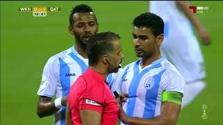 كأس سمو الأمير: الموسم 18-19 - مباراة : الوكرة 3 - 2 قطر