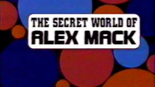 Nickelodeon Secret World of Alex Mack promo (1997)