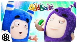 Oddbods FULL Episodes! THE MAGICAL BEANS | Funny Cartoons For Kids | The Oddbods Show