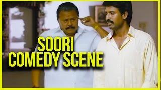 Soori Comedy Scenes - Mapla singam
