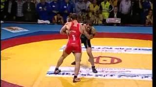 ايران تحرز لقب بطولة العالم للمصارعة الرومانية للمرة الرابعة