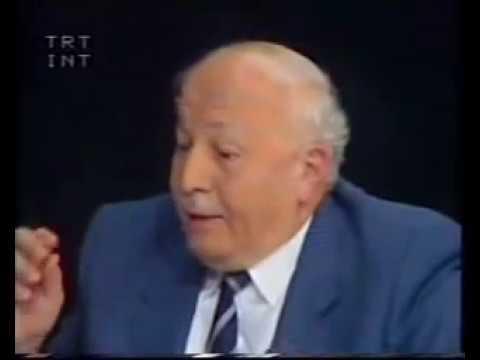 Prof. Dr. Necmettin Erbakan TRT Açık Oturum 92
