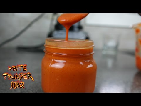 Xxx Mp4 Roasted Garlic Hot Sauce Homemade Hot Sauce White Thunder BBQ 3gp Sex