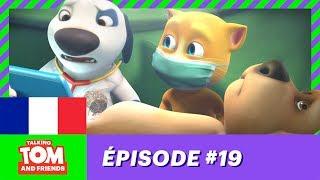 Talking Tom and Friends - Le docteur Hank (Épisode 19)
