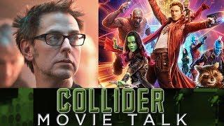 James Gunn To Oversee Marvel Cosmic Universe - Collider Movie Talk