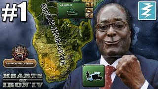 EXPLOIT YOUR WAY TO GREATNESS! [1] Form Zimbabwe Empire - Hearts of Iron IV