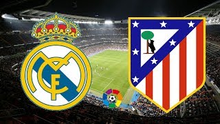 La Liga 2018/19 - Real Madrid Vs Atletico Madrid - 29/09/18 - FIFA 18