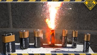 4 Experiments with Batteries