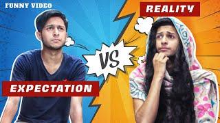 Expectation Vs Reality | প্রত্যাশা বনাম বাস্তবতা | Bangla Funny Video | Tawhid Afridi |