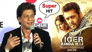 SRK's Amazing Reply On Salman Khan's Tiger Zinda Hai Movie - SUPER Hit