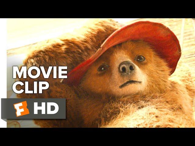 Paddington 2 Movie Clip - Window Washing (2018)   Movieclips Coming Soon