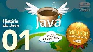 Curso de Java #01 - História do Java - Gustavo Guanabara