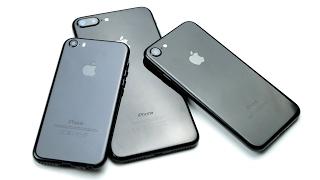 Превращаем iPhone 5S в iPhone 7 mini Jet Black